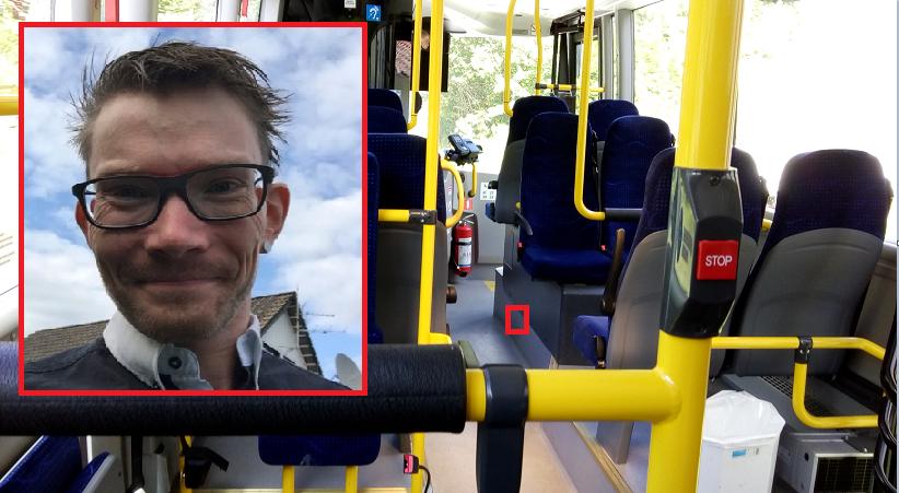 Kvinne nektet mørkhudet jente å sitte på bussen. Da reagerte Bror