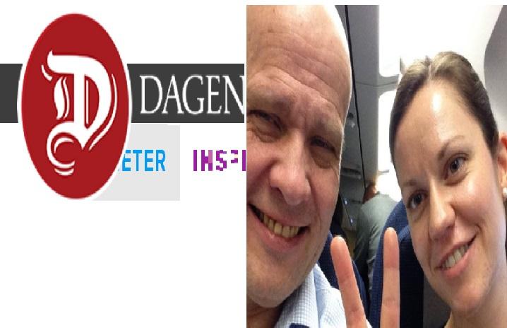 DAGEN.NO: Jan Kåre Christensen (53) vil nå ta saken videre Menneskerettsdomstolen
