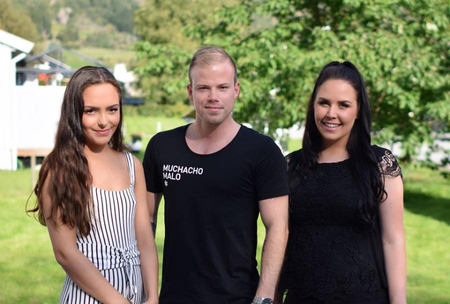 Foredragskveld i Lærdal med Andrea Voll Voldum, June Holm, og Marius Løken