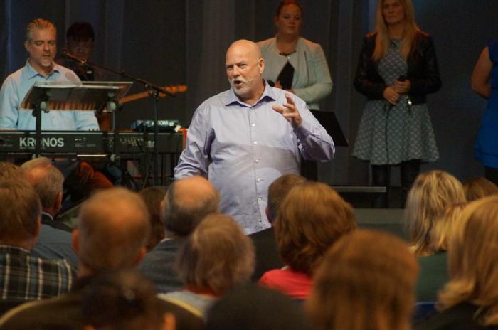 TV-pastor Jan Hanvold fra Visjon Norge:- Du er en jævla drittsekk, Og det kan du gjerne sitere meg på