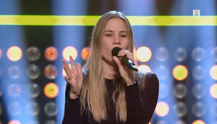 Mirjam Johanne Omdal (22) fra Hamar gikk videre i «The Voice» på TV2!