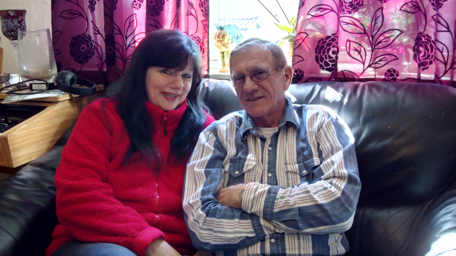 Politiet kastet Jackie (69) ut av Norge.Forloveden Torill Erdal (47) og familien i sjokk og sorg
