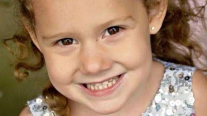 Ellie-May (5) ble avist av legevakten,døde