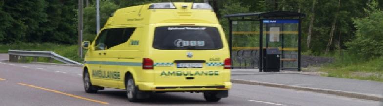 En person alvorlig skadd etter ulykke