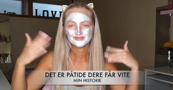 Blogger Christina Lægreid (21) brøt ut av Jehovas vitner. Hun ble stripper!
