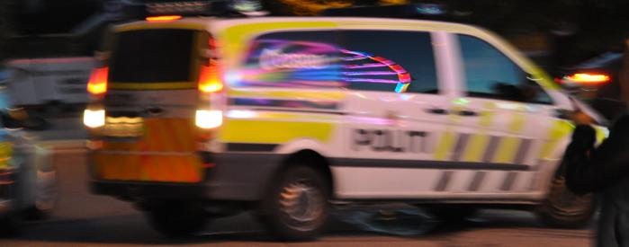 Ung kvinne ble angrepet på vei til jobb.Politiet jakter mann i 20-årene