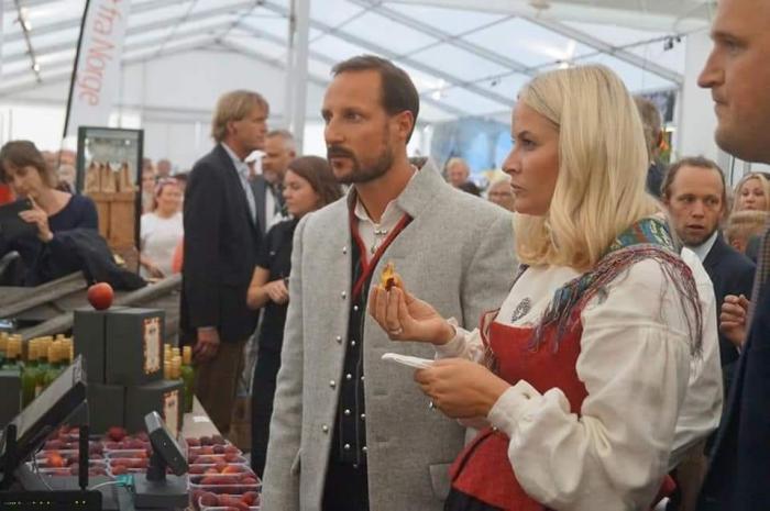 Kronprinsesse Mette-Marit (45) er rammet av en kronisk sykdom