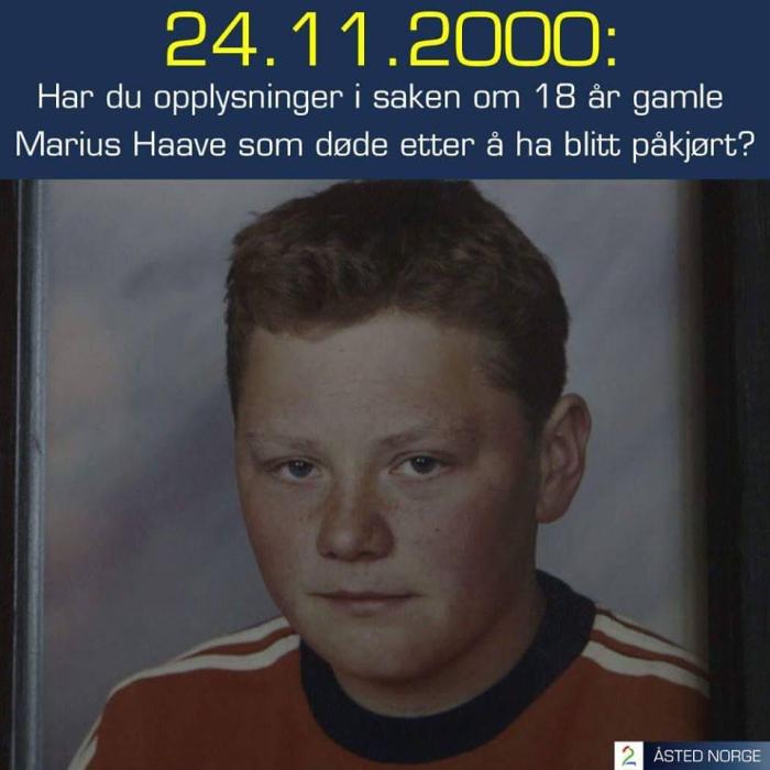 Hvem drepte Marius Haave (18) i Telemark? Politiet trenger tips