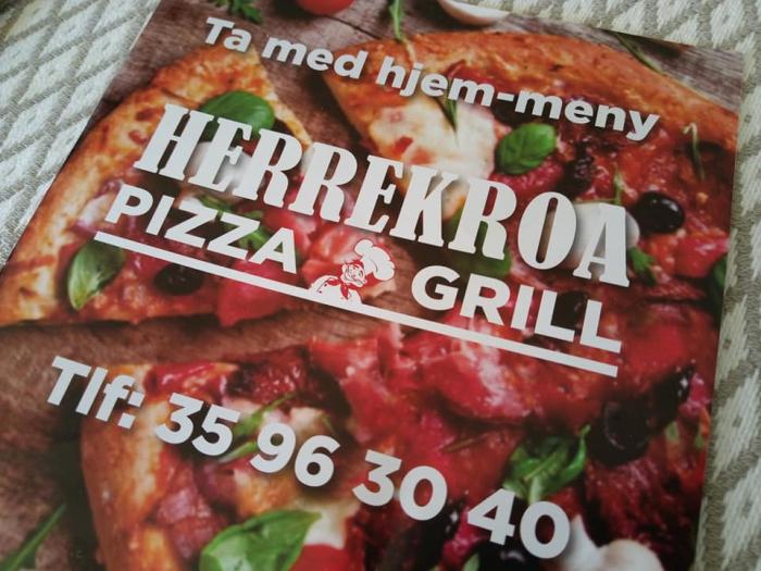 VINN en stor Herre-spesial pizza,+ få flere lesere? : )