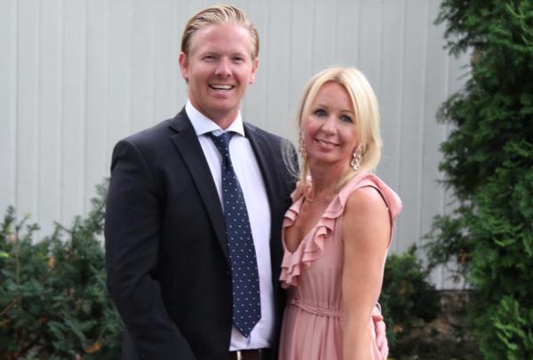 Brudd for toppblogger Anne Brith Davidsen (43) – hun valgte å gå fra sin 11 år yngre kjæreste (32)