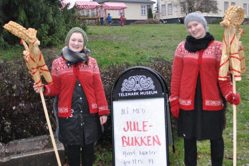 Da var årets julemarked i Brekkeparken i Skien vel overstått. Se noen av bildene!