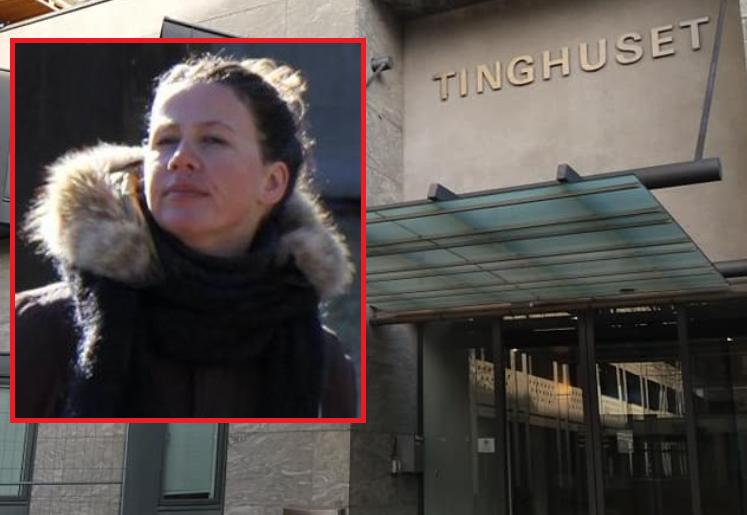 Elisabeth Terese Aaslie (43) er dømt til lovens strengeste straff for å ha drept sin egen faren og eks-kjæreste