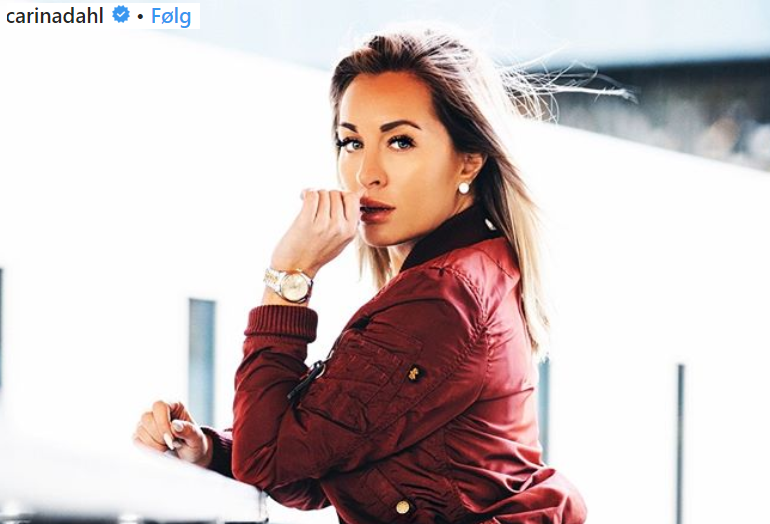 Carina Dahl (33) får staidg vekk en del frekke tilbud