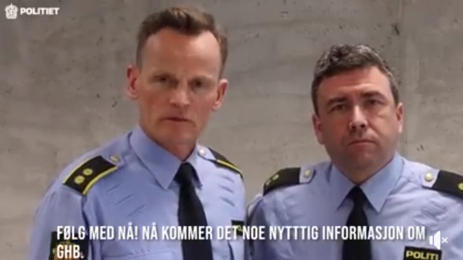 Nå slår politiet GHB-alarm på Sørlandet