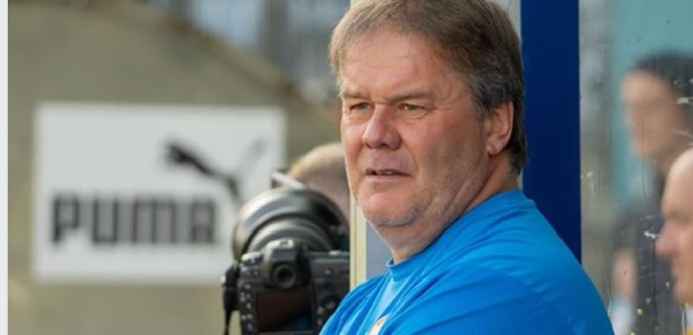 Bjørn Petter Ingebretsen (51) trekker seg som hovedtrener