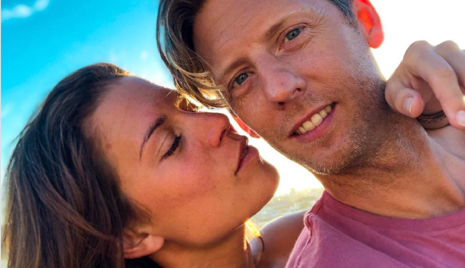 Gaute Grøtta Grav (40) har vært sammen med ny kjæreste siden år 2017