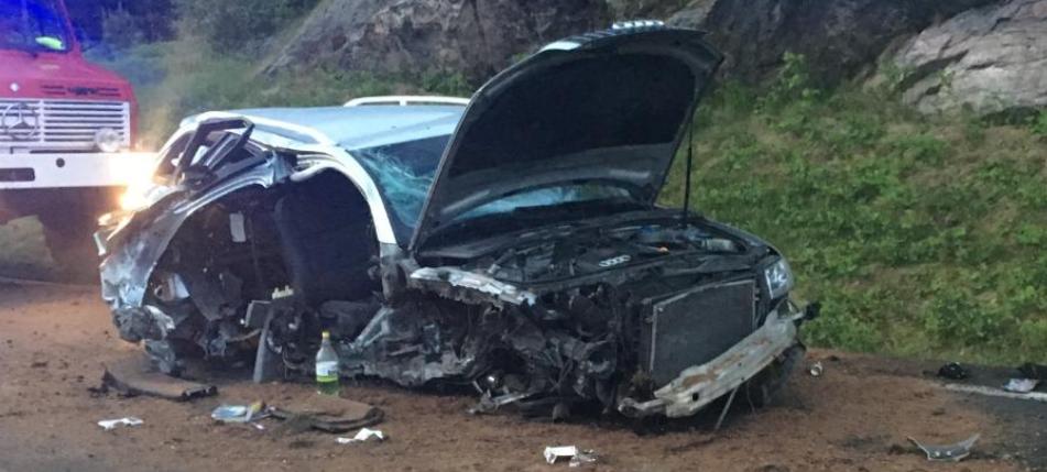 To tenåringsgutter til sykehus etter ulykke