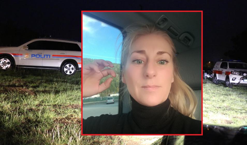 Det er Sigrun Finckenhagen Borgen (44) som fortsatt er savnet i Telemark