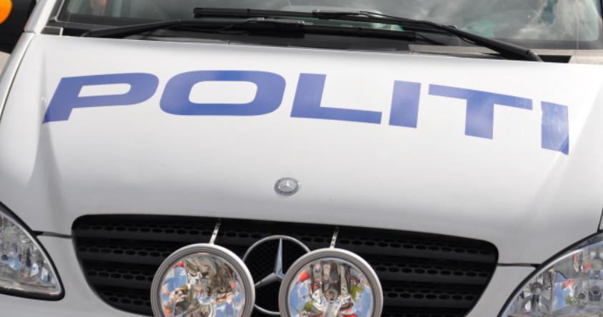 Politiet sjekket en mistenkelig bil.Da fant de to som hadde en hyrdestund