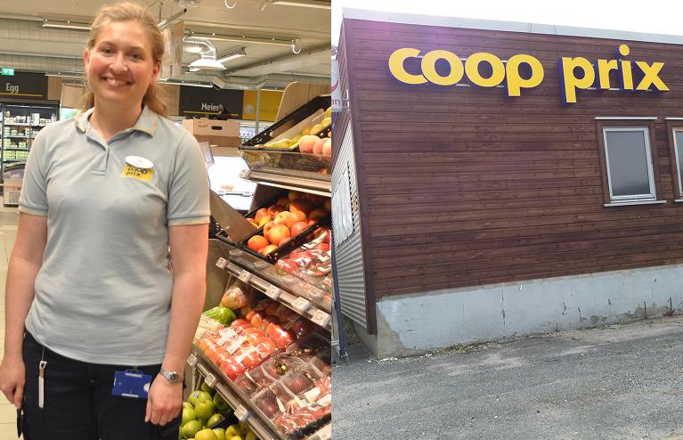 På Onsdag er det endelig offisiell nyåpning av Coop Prix-butikken på Herre