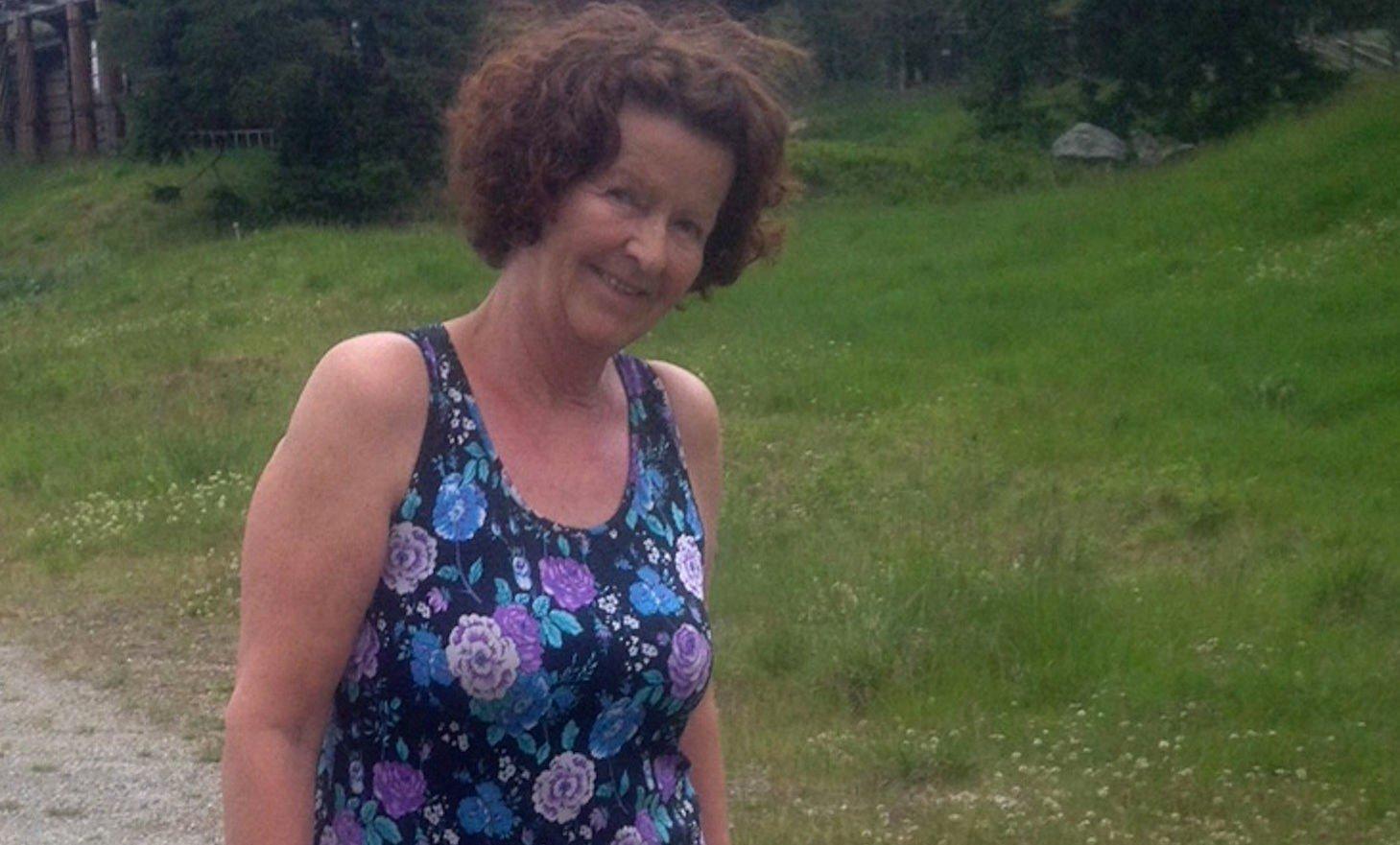Anne-Elisabeth Hagen  (69) kan være drept. Det  melder Oslo politiet idag