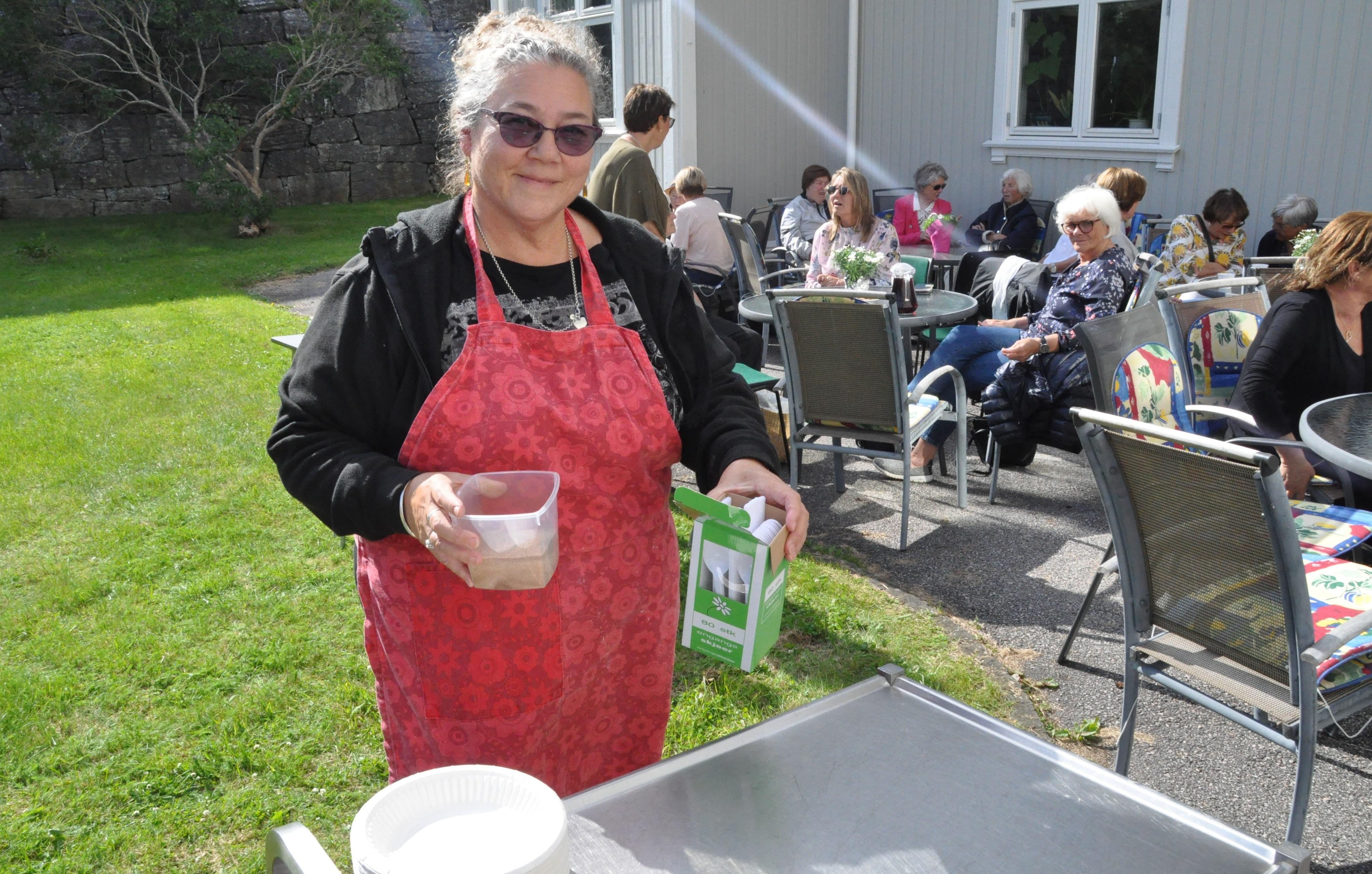 Mental Helse i Bamble tar en velfortjent sommerferie etter avslutningsfesten