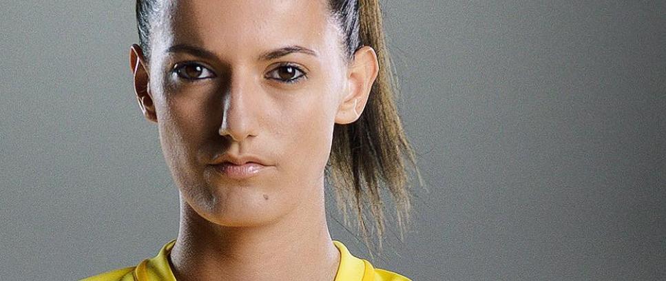 Den sveitsiske landslagsspilleren Florijana Ismaili (24) er meldt savnet