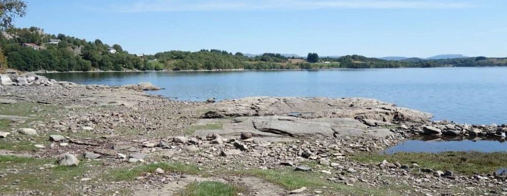 En tom kano ble sett 400 meter fra landet. Ingen ytterligere tiltak ble iverkesatt