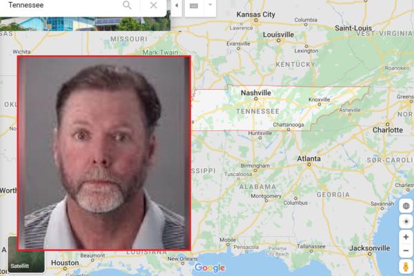 Daniel Lee Martin (54) tok sitt eget liv samme dag som han skulle møte i retten siktet for å ha misbrukt tre unge jenter