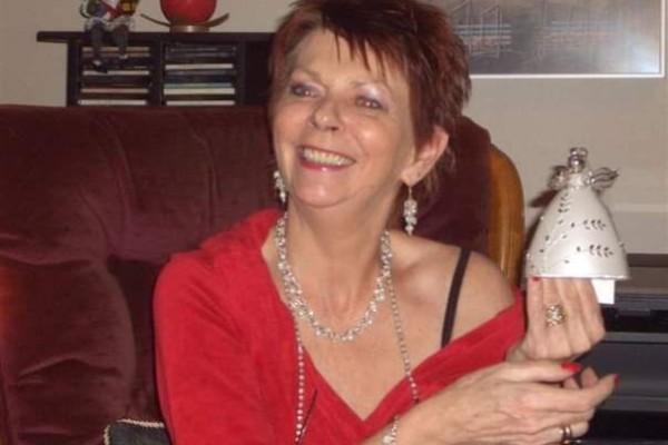 Randi Berntsen (66) ble drept med lim i leiligheten av sin 44 år gamle samboer. Han erkjenner straffskyld for drapet