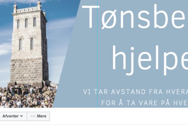 Nå har Tønsberglivet opprettet en Facebook-gruppe for dem som ønsker å hjelpe koronarammede.