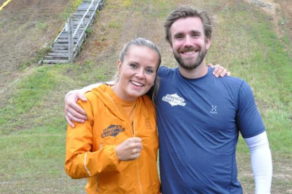 5 Mars ble Helene Olafsen og Jørgen Nilsen foreldre for første gang. Nå deler TV 2 en nyhet om Ola-fsens rolle i programmet