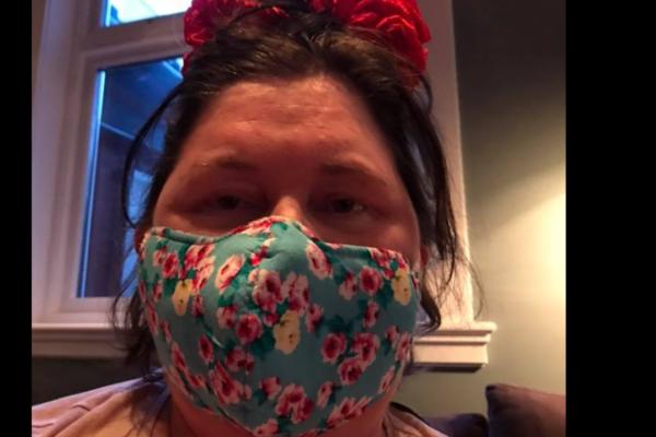 Søndag fortalte kreftsyke Christine Koht: Jeg feirer 1. Påskedag på sykehuset, og skal nå teste meg for korona for TREDJE gang!