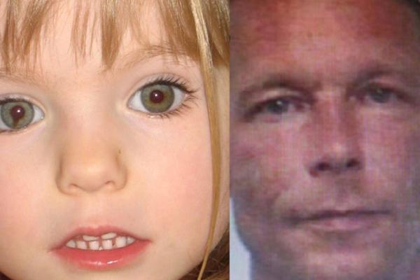 Christian Brueckner (43) ble dømt for overgrep mot barn som mindreårig, mistenkes for å ha drept Madeleine McCann (3)