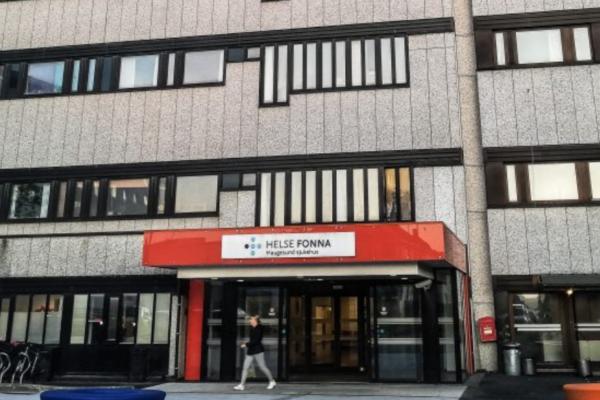 En pasient har fått påvist koronaviruset