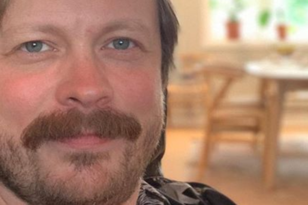 Einar Tørnquist (38) er blitt pappa for andre gang