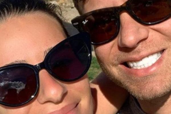 Lea Michele (33) ble mamma