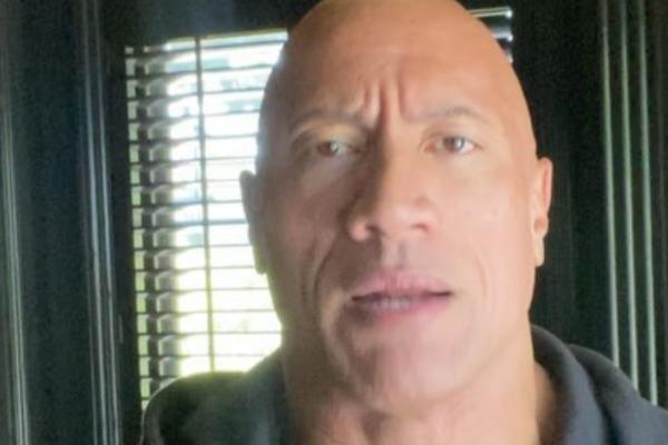 Dwayne «The Rock» Johnson kone og to små barn har coronaviruset