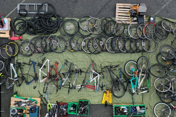 Har du blitt frastjålet sykkelen? Les dette!