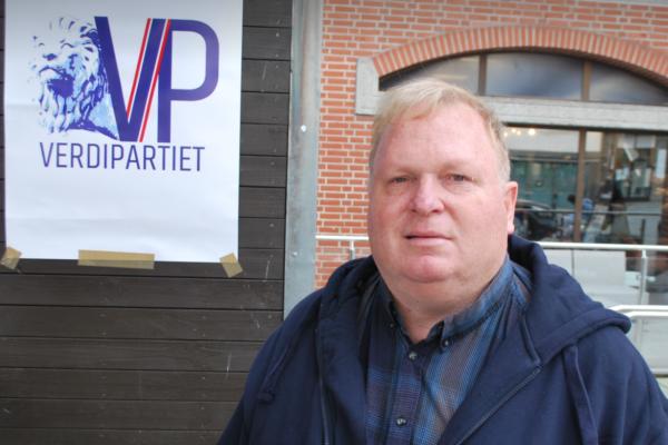 Kjartan Mogen og Verdipartiet arrangerte ny demonstrasjon mot barnevernets maktovergrep