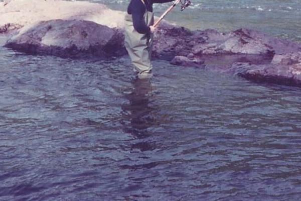 Dro på fisketur – nå funnet død
