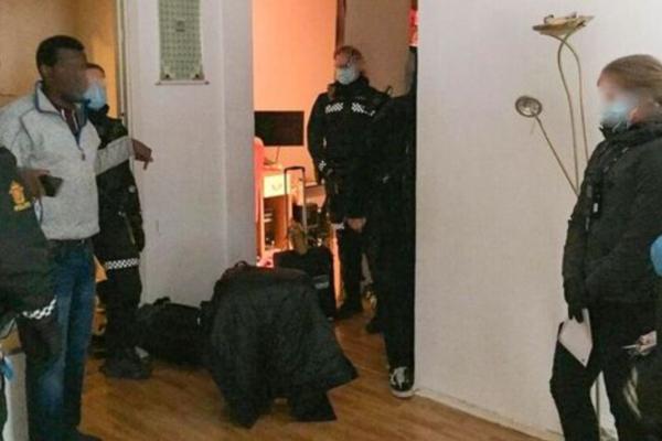 Familien ble kastet ut av boligen – byfogdembete vil behandle utkastelsen