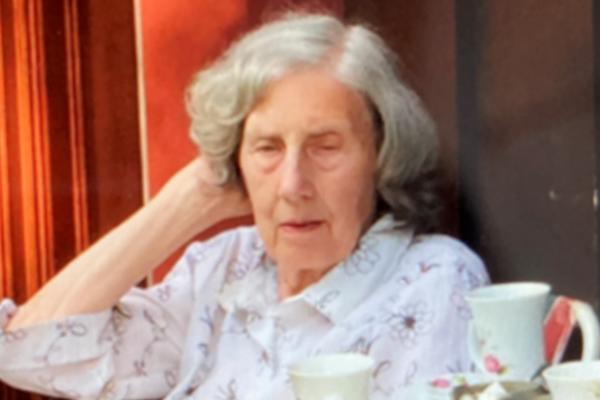 Savnet kvinne (90) er funnet død
