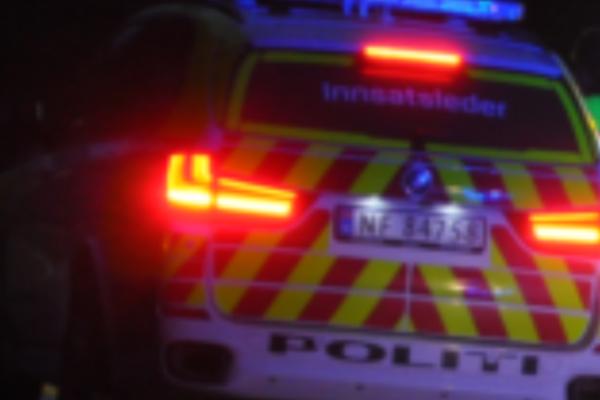 En mann ble ikveld skutt – fraktet til sykehus med ukjent skadeomfang