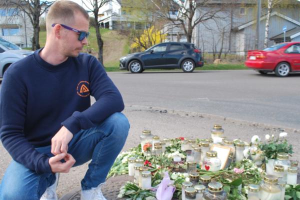 Bokse-vennen Morten: – Bård var en helt rå atlet