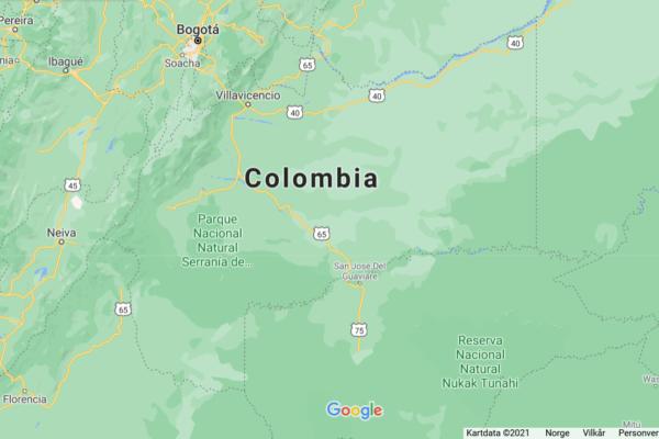 6,5 tonn kokain er beslaglagt i et kompleks