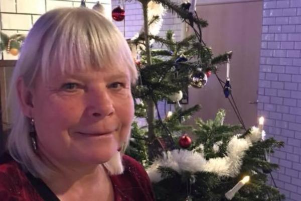 Den folkekjære skuespilleren Anki Larsson ( 67), er død