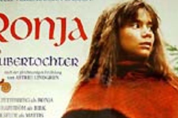 «Ronja Røverdatter» blir TV-serie