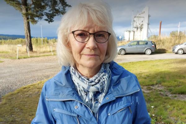 Karin Bakkebø:- Det er det villeste jeg har sett i hele mitt liv