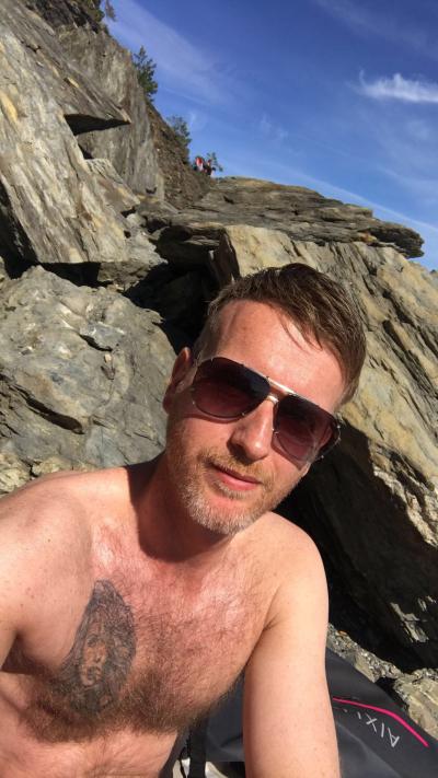 strand riktig naken
